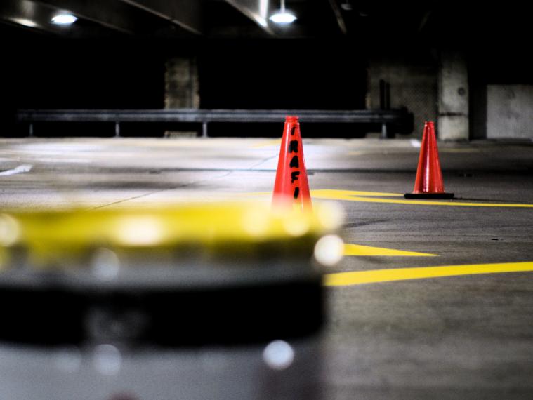 trafix garage markings